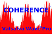 Coherence Valsalva Wave Pro Logo