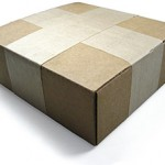 a generic box ready to ship
