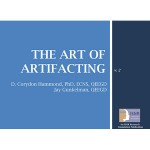 The Art Of Artificating (front cover)