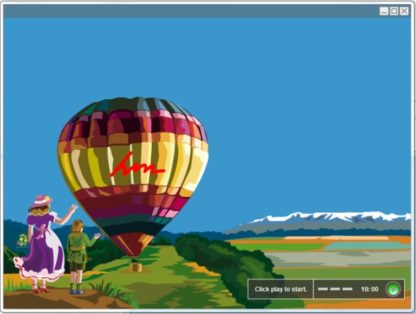 emWave Desktop Balloon Game