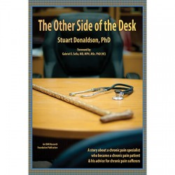 Stuart Donaldson - The Other Side of the Desk (front book cover)