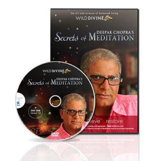 Deepak Chopra's Secrets Of Meditation (Software Only)