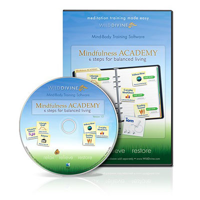 Wild Divine Mindfulness Academy (Software Only)