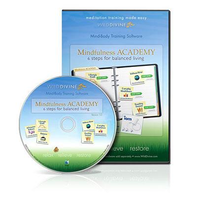Wild Divine Mindfulness Academy (Software Only)