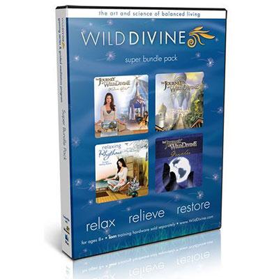 Wild Divine Super Bundle Pack (front cover)