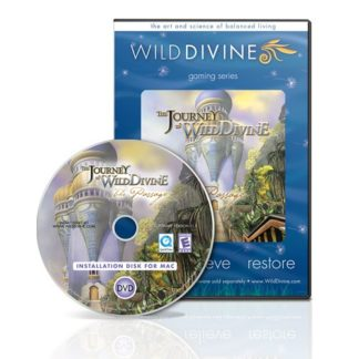 The Journey To Wild Divine - The Passage DVD Software