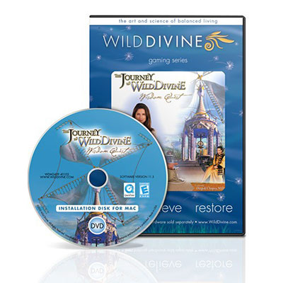 Journey To Wild Divine Wisdom Quest DVD