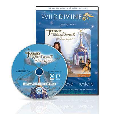 Journey To Wild Divine Wisdom Quest DVD