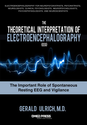 The Theoretical Interpretation Of Electroencephalography (EEG) Front Book Cover